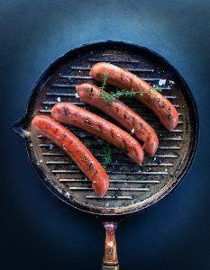 Hampshire artisan sausages