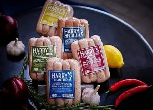 Harry's Hampshire sausage