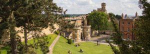 Lincolin Castle Lincolinshire