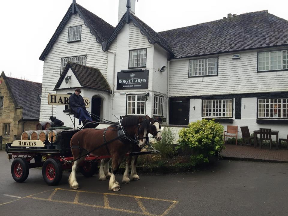 Dorset Arms village pub
