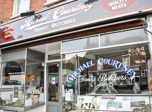Michael Courtney Butchers Midhurst the South Downs